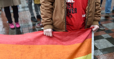 'I'm gay in Ukraine and my country despises me'