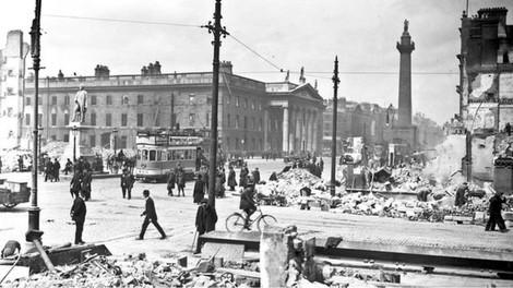 Ostern 1916 - ein Wendepunkt in der Geschichte Irlands