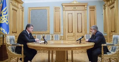 Der ukrainische Oligarch Ihor Kolomojski: Zwischen Proll und Patriot