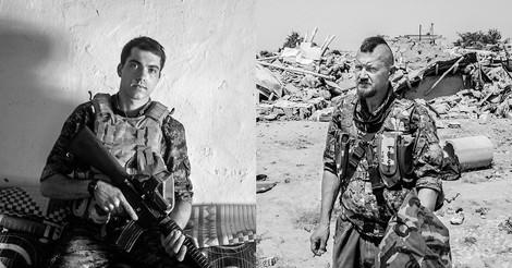 Im Winter Schnee schippen, im Sommer ISIS bekämpfen: Amerikaner als Saisonsoldaten in Syrien