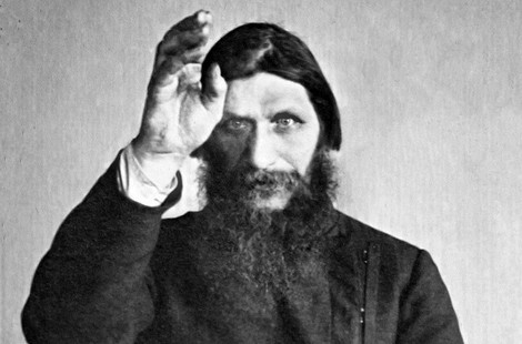 Mein Dinner mit Rasputin