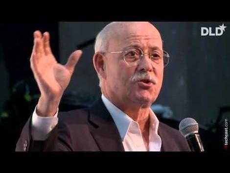 Warum sich jeder Weltretter den Talk von Jeremy Rifkin bei der DLD Conference anhören sollte