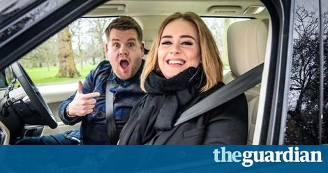 Was für ein Spaß! James Cordens Carpool Karaoke