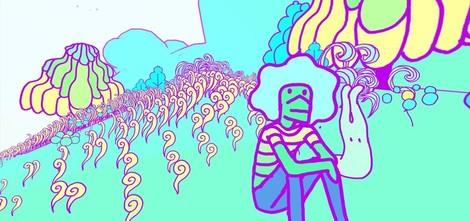 Nihilismus, Sex mit dem Auto und Gärten auf LSD – Die schrägsten Games aus 2015