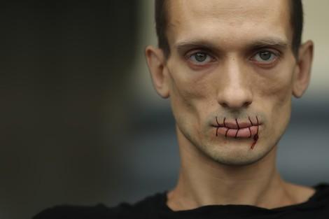 Pjotr Pawlenski: Portrait eines politischen Künstlers