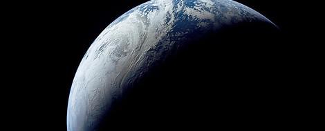 """Warum die Erde """"eiert"""" - und warum das schlimmer wird"""