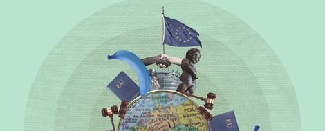 Europa - ein Minderheitenprogramm?  Mathias Greffrath im Interview durch Arno Widmann