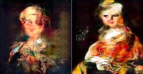 Auch AI-Gemälde folgen den Regeln des Kunstmarktes