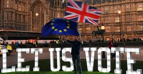 Wie UK die Kontrolle verlor
