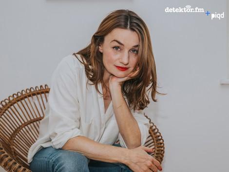 Dear Reader – der Literatenfunk #6 Zu Gast: Johanna Adorján