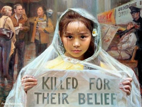 """Wie China die Organe von getöteten Uiguren als """"halal"""" auf dem Schwarzmarkt verkauft"""