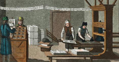 Zur Erfindung der Klassen - damals und heute