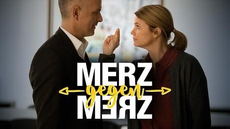 """Comedy-Serie """"Merz gegen Merz"""": Annette Frier & Christoph Maria Herbst sind zusammen wirklich witzig"""