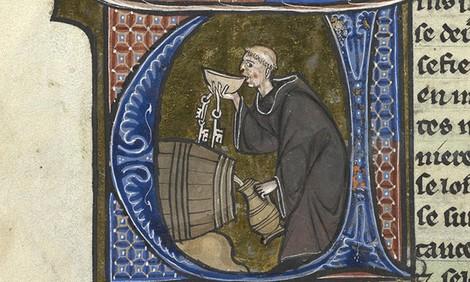 So blieben Mönche im Mittelalter konzentriert