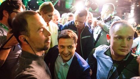 Komiker-Präsident Selenskyj: Sind seine jüdischen Wurzeln ein Problem?