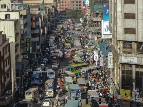 Stadt, Land, Hunger - Afrikas Schicksal?