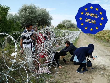 Sollten die EU-Länder zu einem nationalen Grenzschutz zurückkehren?