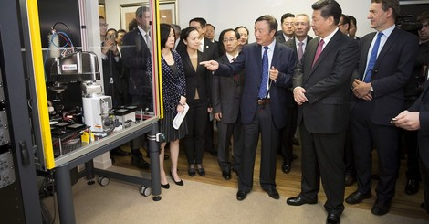 Streitfall Huawei in Tschechien: Wie sollen die EU-Länder mit China umgehen?