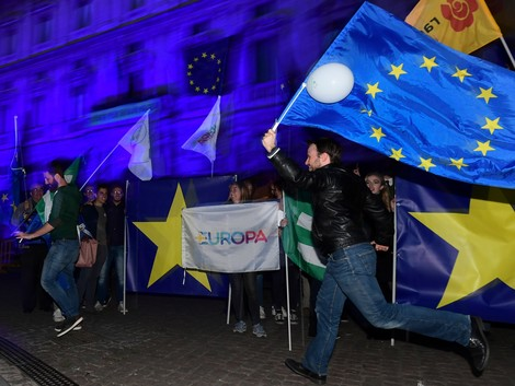 """piqd Thema #65: """"Europa ist eine konkrete Hoffnung"""""""