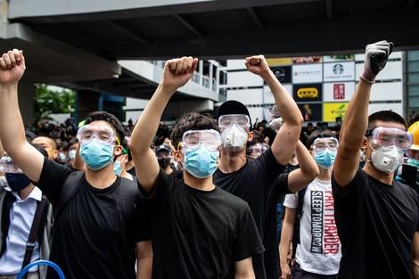 News to use: Wie man sich bei Demonstrationen in einem Überwachungsstaat schützt