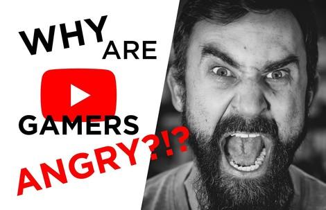 Geschäftsmodell: Zorniger Gamer mit YouTube-Kanal