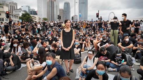 """""""Mit Nettsein kommen wir nicht weiter"""" – Wo steht der Protest in Hong Kong?"""