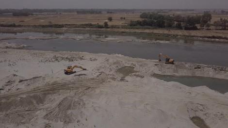 Indische Umweltjournalisten in Gefahr -Illegaler Sandabbau und Spuren bis nach Deutschland