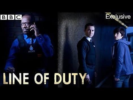 """BBC-Serie """"Line of Duty"""": Eine Polizeiserie vom Meister der überraschenden Wendungen"""