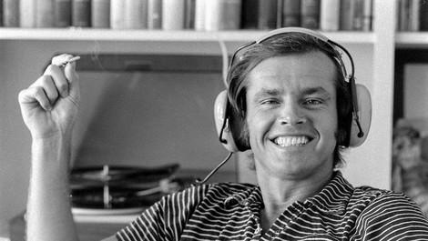 Einer flog über Hollywood - Jack Nicholson