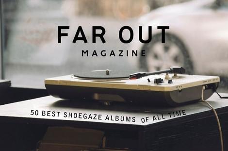 Die 50 besten Shoegaze-Platten