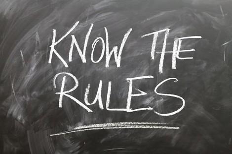 Fördern Regeln den Regelbruch?