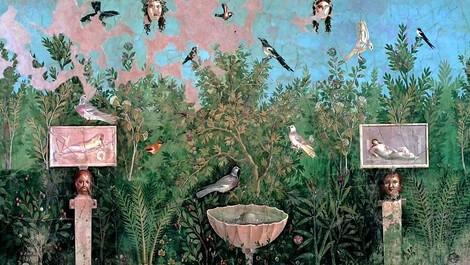 Die Paradiesgärten der Künstler