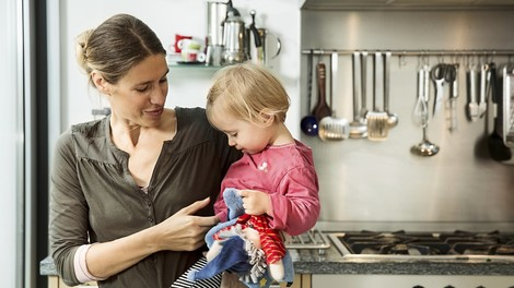 Die Hausfrau: neuer Trend oder aussterbende Art?