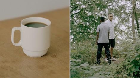 Wie ein Polizist mit einer Tasse Kaffee einen Islamisten bezwang