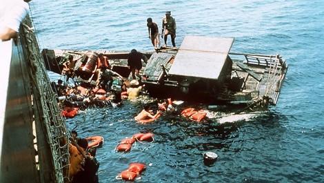 """Boatpeople 1979 – Oder: """"Vorboten der großen Wanderungsbewegung des 21. Jahrhunderts"""""""