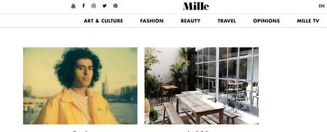 Das Blogazine Mille World gibt Einblick in die arabische Kreativszene