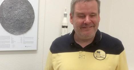 Wie man Sehbehinderte für Astronomie begeistert
