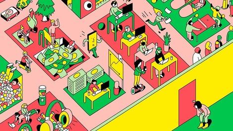 Erinnerungen an die wilden Zeiten des Silicon Valley