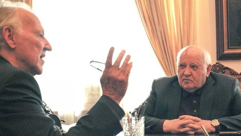 Werner Herzog trifft Gorbatschow