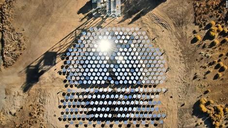 Neue Energiequelle: Bill Gates fängt die Sonne ein