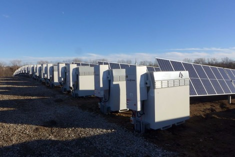 Fortschritte: Saudi-Arabien baut Redox-Flow-Batteriefabrik mit deutscher Technik