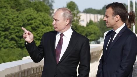 Im Osten nichts Neues: Putin hat kein Interesse an einem Ukraine-Frieden