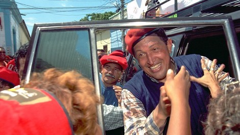 Venezuela - das bittere Erbe des Hugo Chávez