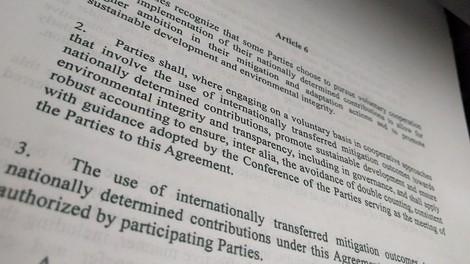 Die Hintertür des Pariser Abkommens