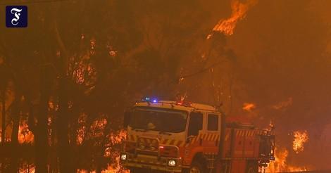 Andauernde Brände und Dürre: Australien droht Horror-Sommer