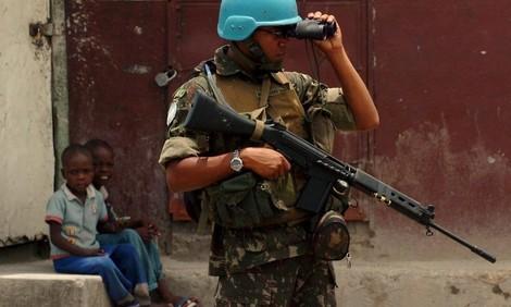 Vom Kindesmissbrauch der UN-Blauhelme