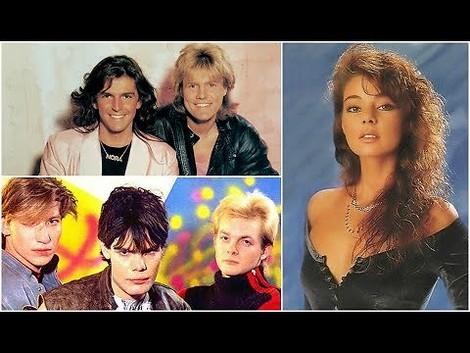 Alle deutschen Nummer-Eins-Hits der 80er in 12 Minuten