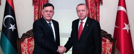 Die Türkei versucht, die außenpolitischen Misserfolge der letzten Jahre in Libyen zu kompensieren