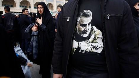 Das Phantom aus Teheran – tödlicher Angriff auf Irans General Qasem Soleimani