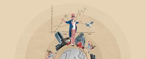 Der Zins, das Kapital sowie Krieg und Frieden